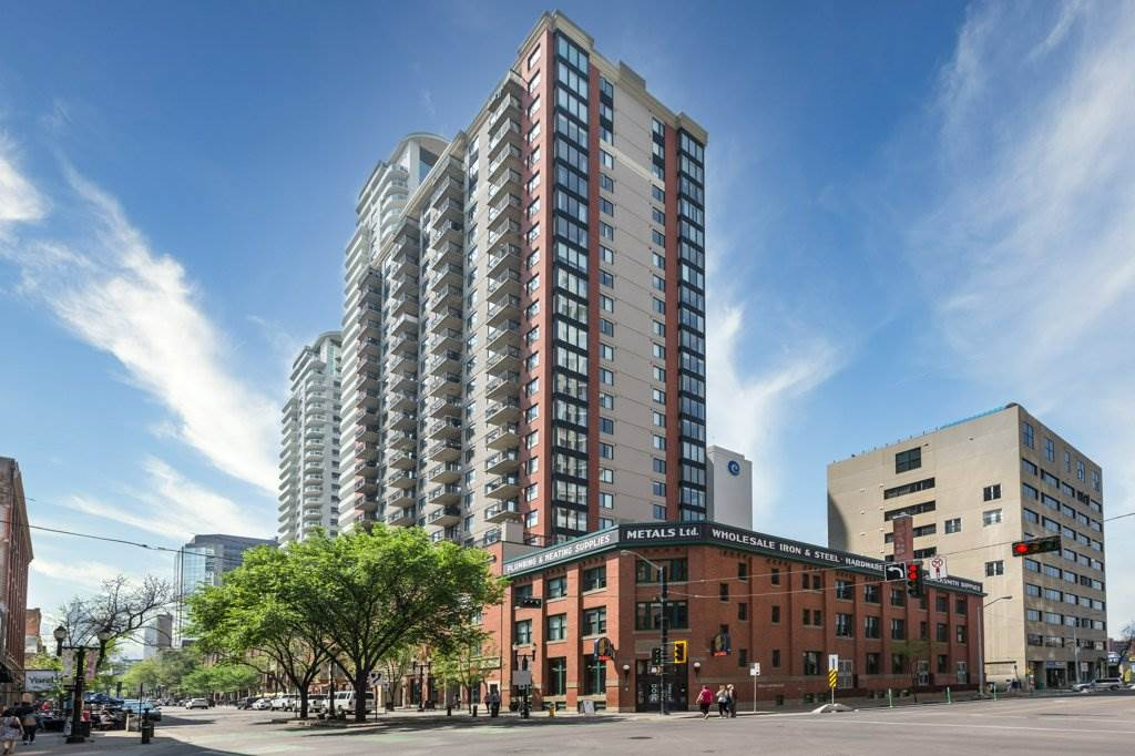FEATURED LISTING: 2502 - 10180 104 Street Edmonton