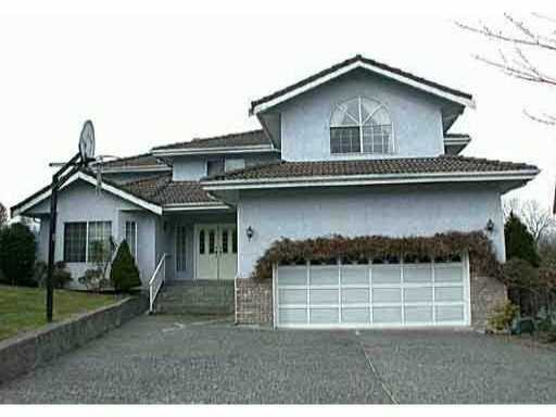 Main Photo: 6468 LINFIELD Place in Burnaby: Burnaby Lake House for sale (Burnaby South)  : MLS® # V816036