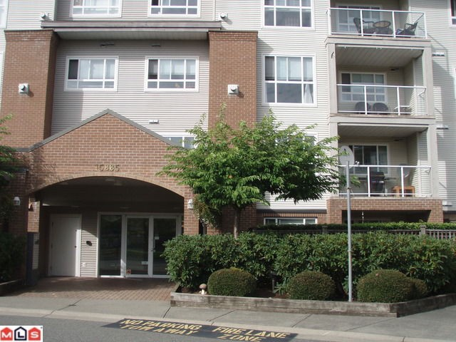 "Main Photo: 210 15885 84TH Avenue in Surrey: Fleetwood Tynehead Condo for sale in ""Abby Road"" : MLS(r) # F1023767"