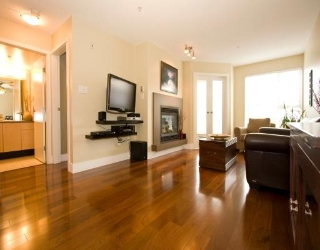 "Main Photo: 213 2768 CRANBERRY Drive in Vancouver: Kitsilano Condo for sale in ""ZYDECO"" (Vancouver West)  : MLS® # V750765"