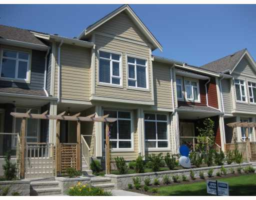 Main Photo: 1007 E 20 Avenue in Vancouver: Fraser VE Townhouse for sale (Vancouver East)  : MLS(r) # V772995
