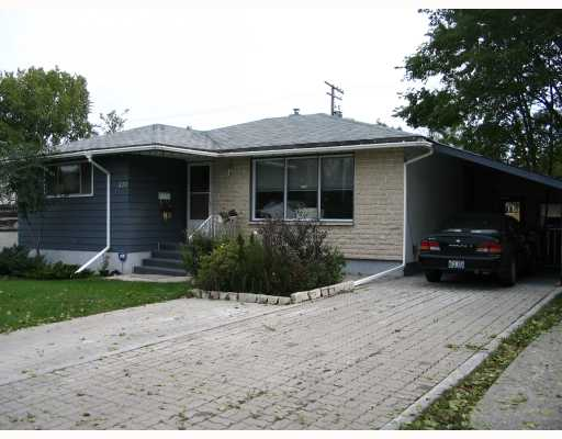 Main Photo: 371 MARSHALL Bay in WINNIPEG: Manitoba Other Residential for sale : MLS®# 2919079