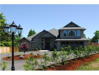 Main Photo: 1971 Burrows Lane in NORTH SAANICH: NS Bazan Bay Single Family Detached for sale (North Saanich)  : MLS® # 271250
