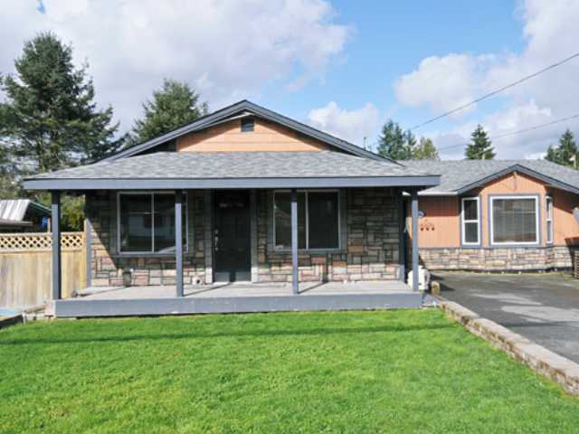 Main Photo: 21411 121ST Avenue in Maple Ridge: West Central House for sale : MLS® # V814082