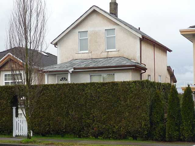 Main Photo: 787 E 33RD Avenue in Vancouver: Fraser VE House for sale (Vancouver East)  : MLS® # V827253