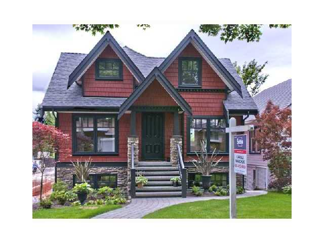 Main Photo: 2958 W 39TH Avenue in Vancouver: Kerrisdale House for sale (Vancouver West)  : MLS(r) # V864425