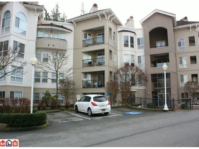 "Main Photo: 411 3176 GLADWIN Road in Abbotsford: Central Abbotsford Condo for sale in ""REGENCY PARK"" : MLS®# F1102653"