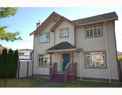 Main Photo: 2252 E 30TH Avenue in Vancouver: Victoria VE House for sale (Vancouver East)  : MLS® # V719132