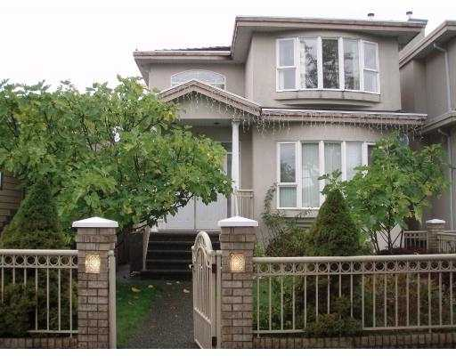 "Main Photo: 6385 BRUCE Street in Vancouver: Killarney VE House for sale in ""KILLARNEY"" (Vancouver East)  : MLS® # V738366"