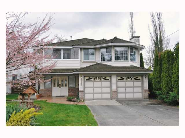 Main Photo: 612 THOMPSON Avenue in Coquitlam: Coquitlam West House for sale : MLS®# V816081