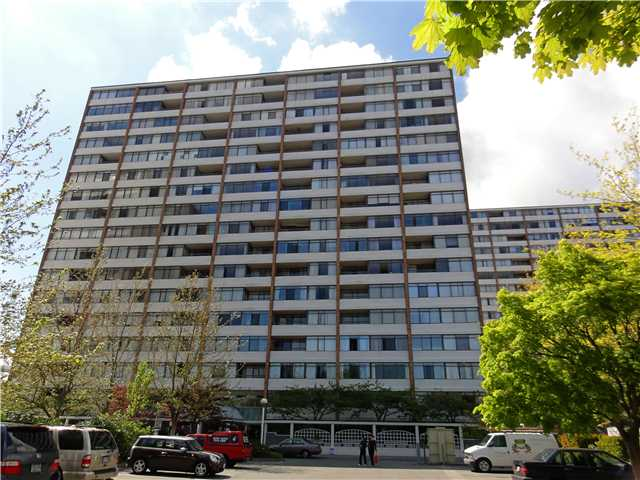 Main Photo: 1102 6631 MINORU Boulevard in Richmond: Brighouse Condo for sale : MLS® # V828750