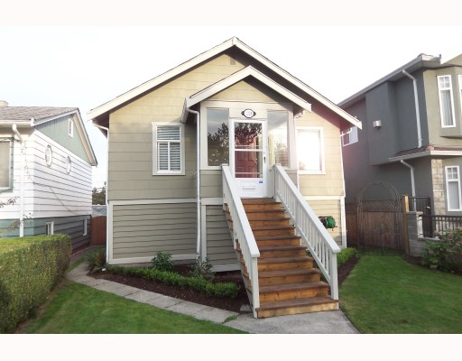 Main Photo: 1228 HAZELTON Street in Vancouver: Renfrew VE House for sale (Vancouver East)  : MLS® # V739321