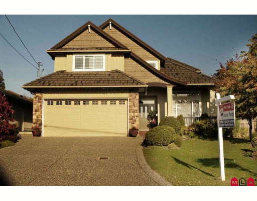 "Main Photo: 13149 14TH Avenue in Surrey: Crescent Bch Ocean Pk. House for sale in ""OCEAN PARK"" (South Surrey White Rock)  : MLS(r) # F2830312"