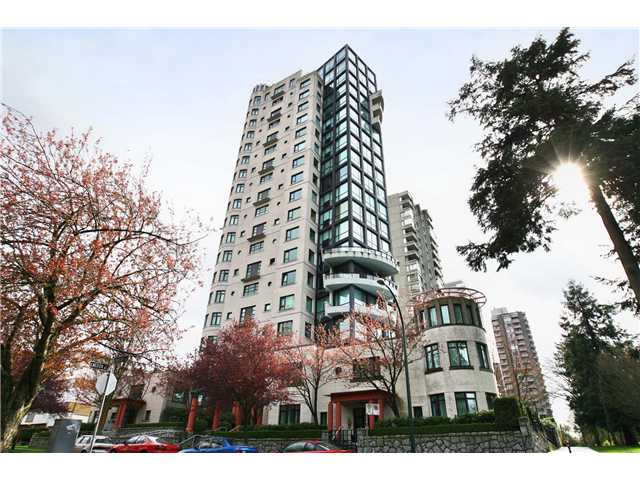 Main Photo: 301 2088 BARCLAY Street in Vancouver: West End VW Condo for sale (Vancouver West)  : MLS(r) # V821065