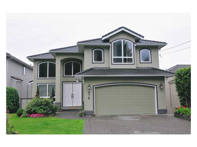 Main Photo: 974 VICTORIA Drive in Port Coquitlam: Oxford Heights House for sale : MLS® # V851829