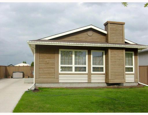 Main Photo: 14 BELLEMER Drive in WINNIPEG: Fort Garry / Whyte Ridge / St Norbert Residential for sale (South Winnipeg)  : MLS® # 2810996