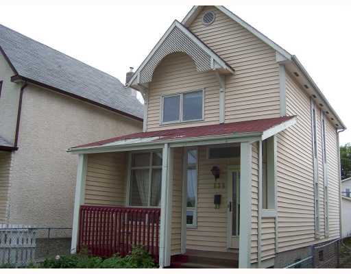 FEATURED LISTING: 636 ROSS Avenue WINNIPEG