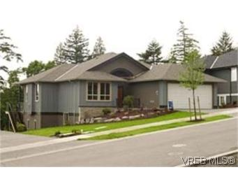 Main Photo: 399 Pelican Drive in : Co Royal Bay Single Family Detached for sale (Colwood)  : MLS® # 215087