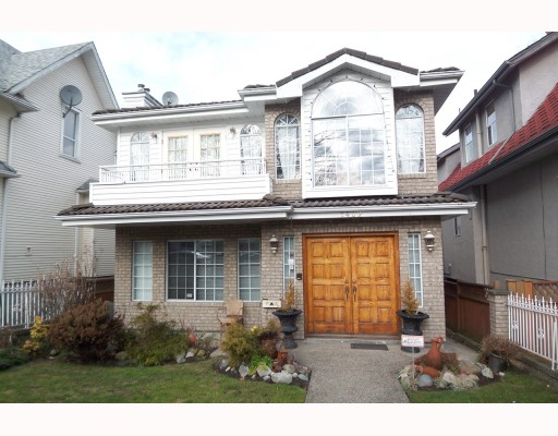 Main Photo: 1489 E 21ST Avenue in Vancouver: Knight House for sale (Vancouver East)  : MLS®# V752960