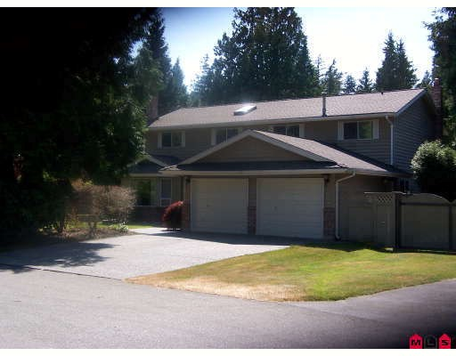 "Main Photo: 13259 19A Avenue in Surrey: Crescent Bch Ocean Pk. House for sale in ""Amble Greene"" (South Surrey White Rock)  : MLS®# F2914073"