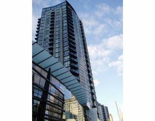 "Main Photo: 2002 1155 SEYMOUR Street in Vancouver: Downtown VW Condo for sale in ""BRAVA"" (Vancouver West)  : MLS® # V775700"