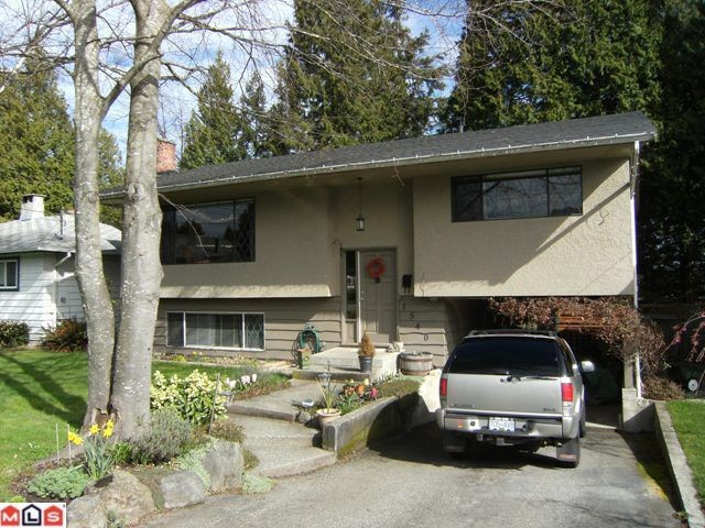 Main Photo: 1540 STEVENS Street: White Rock House for sale (South Surrey White Rock)  : MLS® # F1006996