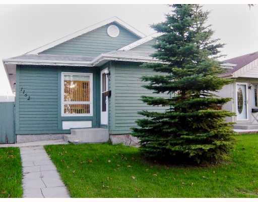 Main Photo: 1162 DEVONSHIRE Drive West in WINNIPEG: Transcona Residential for sale (North East Winnipeg)  : MLS® # 2818958