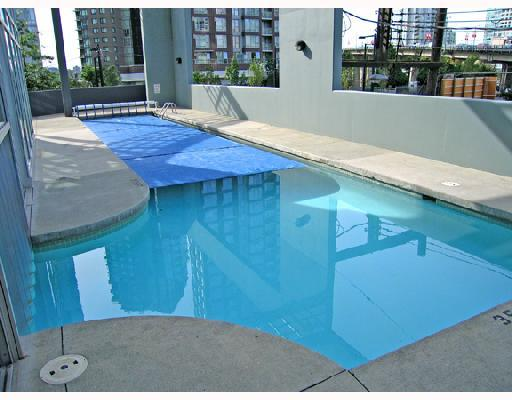 "Photo 10: 1105 501 PACIFIC Street in Vancouver: Downtown VW Condo for sale in ""THE 501"" (Vancouver West)  : MLS(r) # V775730"