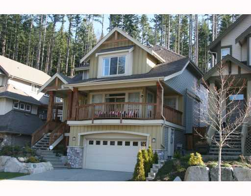 "Photo 1: 172 SYCAMORE Drive in Port Moody: Heritage Woods PM House for sale in ""EVERGREEN HEIGHTS"" : MLS® # V811280"