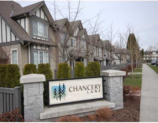 "Main Photo: 19 8533 CUMBERLAND Place in Burnaby: The Crest Townhouse for sale in ""CHANCERY"" (Burnaby East)  : MLS® # V758358"