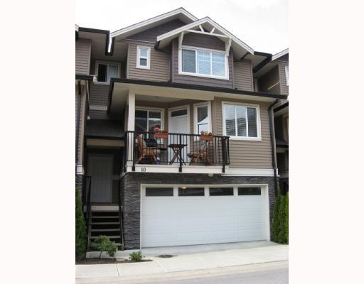 "Main Photo: 10 11720 COTTONWOOD Drive in Maple_Ridge: Cottonwood MR Townhouse for sale in ""COTTONWOOD GREEN"" (Maple Ridge)  : MLS®# V765371"