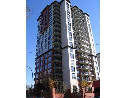 Main Photo: 1107 813 AGNES Street in New_Westminster: Downtown NW Condo for sale (New Westminster)  : MLS® # V768425