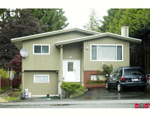 Main Photo: 11819 96TH Avenue in Surrey: Royal Heights House for sale (North Surrey)  : MLS(r) # F2913245