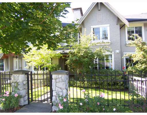 "Main Photo: 2 8415 CUMBERLAND Place in Burnaby: The Crest Townhouse for sale in ""ASHCOMBE"" (Burnaby East)  : MLS®# V788857"
