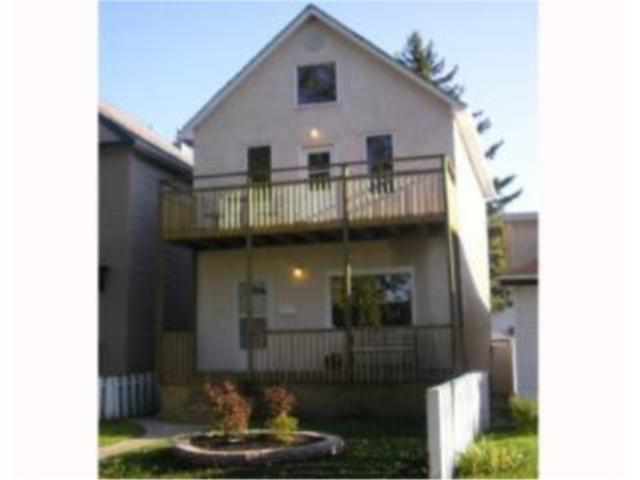 Main Photo: 250 Horace Street in WINNIPEG: St Boniface Residential for sale (South East Winnipeg)  : MLS® # 1003502