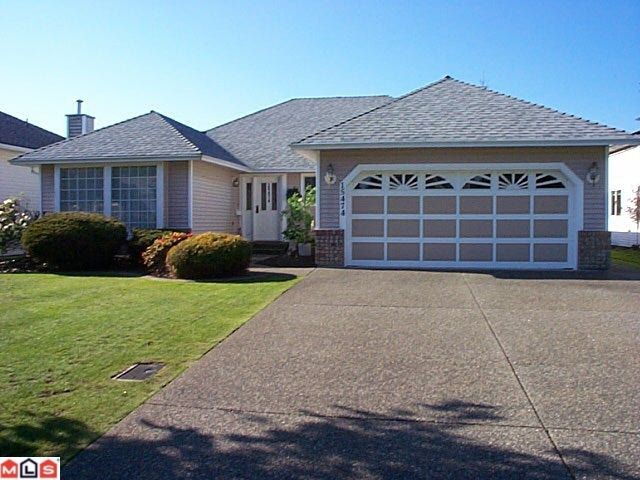 "Main Photo: 15474 91A Avenue in Surrey: Fleetwood Tynehead House for sale in ""BERKSHIRE PARK"" : MLS® # F1012832"