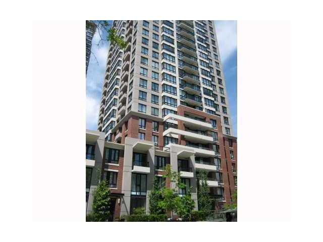 "Main Photo: 1210 909 MAINLAND Street in Vancouver: Downtown VW Condo for sale in ""YALETOWN PARK"" (Vancouver West)  : MLS® # V854802"
