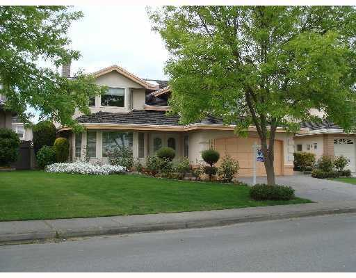 "Main Photo: 5751 BARNARD Drive in Richmond: Terra Nova House for sale in ""TERRA NOVA"" : MLS®# V727033"