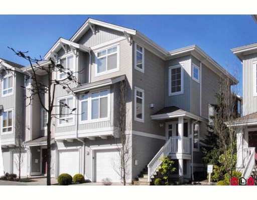 Main Photo: 4 15068 58TH Avenue in Surrey: Sullivan Station Townhouse for sale : MLS(r) # F2916129