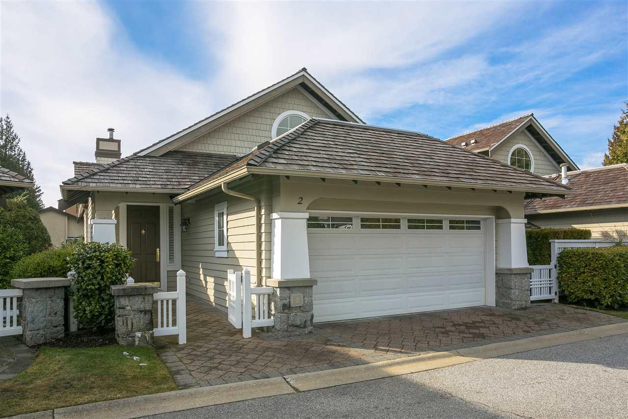 FEATURED LISTING: 2 - 5130 ASHFEILD Road West Vancouver