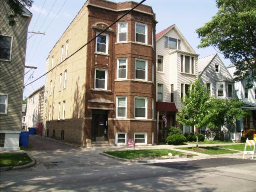 Main Photo: 1142 WELLINGTON Avenue Unit 3 in CHICAGO: Lake View Rentals for rent ()  : MLS® # 07563049
