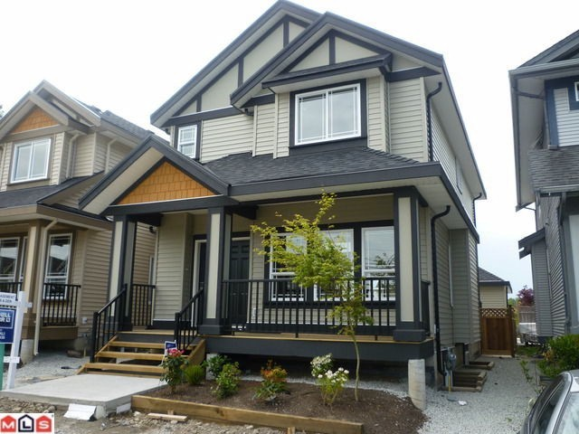 Main Photo: 5899 148TH Street in Surrey: Sullivan Station House for sale : MLS® # F1021967