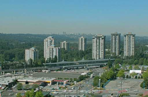 "Main Photo: 1902 545 AUSTIN AV in Coquitlam: Coquitlam West Condo for sale in ""BROOKMERE TOWERS"" : MLS®# V603388"