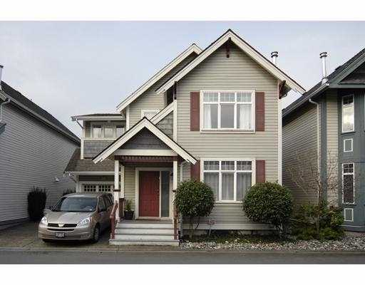 Main Photo: 4771 GARRY Street in Richmond: Steveston South Townhouse for sale : MLS®# V625257