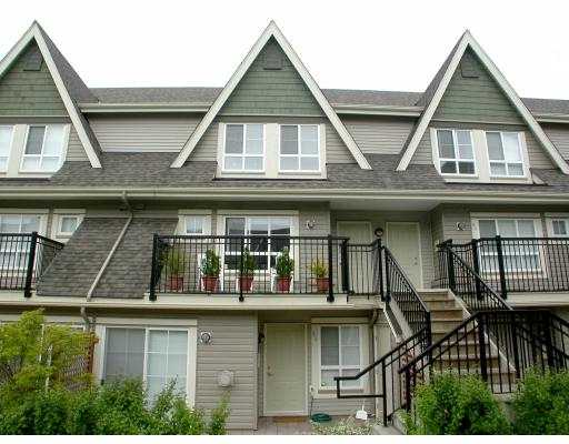 "Main Photo: 93 9339 ALBERTA RD in Richmond: McLennan North Townhouse for sale in ""TRELLAINE"" : MLS®# V536576"