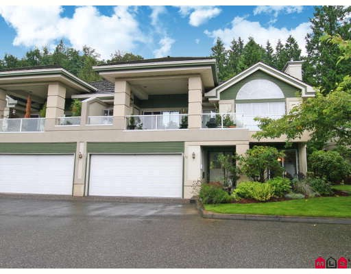"Main Photo: 33 4001 OLD CLAYBURN Road in Abbotsford: Abbotsford East Townhouse for sale in ""CEDAR SPRINGS"" : MLS® # F2901571"