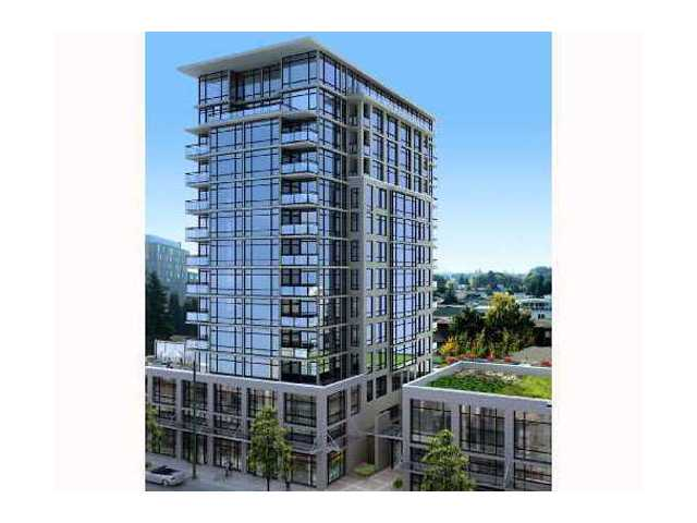 "Photo 2: 607 1068 W BROADWAY in Vancouver: Fairview VW Condo for sale in ""THE ZONE"" (Vancouver West)  : MLS(r) # V851960"
