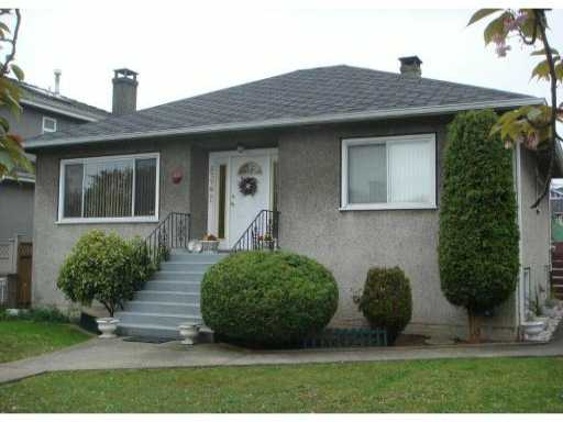 Main Photo: 2778 E 3RD Avenue in Vancouver: Renfrew VE House for sale (Vancouver East)  : MLS® # V826350