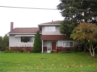 "Main Photo: 9720 ELKMOND Road in Richmond: Seafair House for sale in ""THE MONDS"" : MLS® # V856184"
