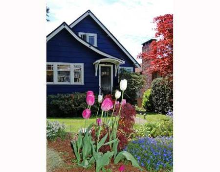 Main Photo: 3682 Franklin Street in Vancouver: Hastings East House for sale (Vancouver East)  : MLS® # V689530